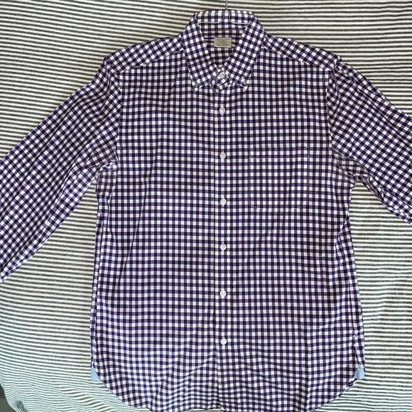 Jcrew button down shirt